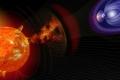 عاصفة مغناطيسية تضرب الأرض وتتسبب في زيادة حالات الإصابة بالسكتات القلبية
