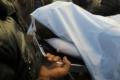 مصرع إمرأة حامل في شهرها السابع وعدة إصابات في حادث سير مروع في الخليل