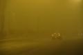 شاهد الفيديو... عاصفة ترابية سوداء في السعودية تحول النهار الى ليلٍ دامس خلال لحظات