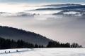 مقتل وإصابة متزلجين في انهيار جليدي بسويسرا