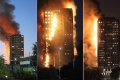 حريق ضخم يلتهم برجاً سكنياً غرب لندن ويقتل 6