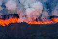 أكبر بركان في أيسلندا على وشك الانفجار