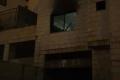 وفاة شاب في حريق بأحد منازل نابلس