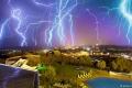حالات اختناق غريبة ووفيات في أستراليا بعد عواصف رعدية