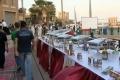 لا حول ولا قوة الا بالله... العرب يقتحمون موسوعة جينس مجدداً بأطول مائدة في العالم!!!... ...