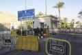 اسرائيل تغلق الحدود مع مصر اعتبارا من الساعة الخامسة مساءا
