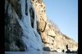 فيديو| مناظر خلابة بشلّال جبل تاي الجليدي في الصين
