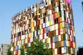 مبنى فى كوريا له 1000 باب