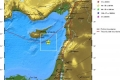 الأقوى منذ سنوات ... زلزال بقوة 5.5 يضرب السواحل الفلسطينية واللبنانية