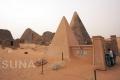 """السودان يعلن اكتشاف """"الهرم التاسع"""""""