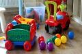 احذر من خطر بعض الألعاب البلاستيكية على صحة طفلك