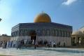"""بالصور : افتتاح مسجد """"قبة الصخرة"""" في مدينة ابو ظبي"""