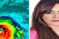 """أضعفت قوته وغيرت مساره.. مصرية تدّعى مسؤوليتها عن """"السيطرة على إعصار فلوريدا لإنقاذ عائلة عربية"""".. ..."""