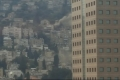 بالفيديو.. دخان أسود كثيف يتصاعد في حيفا