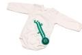 إنتل تطلق ملابس ذكية لحديثي الولادة