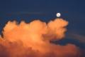 لماذا في بعض الأحيان نرى القمر في النهار؟