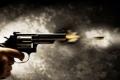 إطلاق النار على صراف في سلفيت