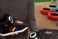 جوجل تكشف عن نموذج تجريبي لحذاء متكلم