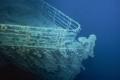 خرائط جوجل تُظهر المكان الدقيق الذي غرقت فيه سفينة تيتانيك