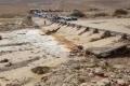 بالفيديو.. مصرع ثمانية طلاب إسرائيليين وفقدان آخرين نتيجة الفيضانات العارمة في النقب