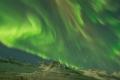 الشفق القطبي في أٌقاصي الكرة الأرضية