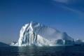 جبال جليدية هائلة بحجم مانهاتن تشكلت في قارة أنتاركتيكا نتيجة تسونامي اليابان الأخير