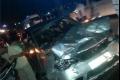 8 اصابات في حادث سير مروع قرب القدس