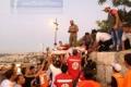 مصرع مواطن إثر سقوطة من أعلى سور بالحرم القدسي الشريف