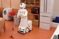 روبوت ياباني يطبخ، يكنس، يغسل