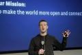 فيسبوك يعمل على إرسال الإنترنت من السماء