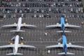 العالم يواجه أزمة البحث عن أماكن لوقوف الطائرات