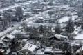 بينما يشهد شرق المتوسط والشرق الامريكي اجواء شديدة الحرارة.....زلزال ابيض يضرب أكثر المناطق جفافا في ...