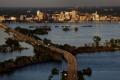 القاهرة وممفيس والمناطق المحاذية لنهر المسيسبي على موعد مع أسوأ الفيضانات منذ حوالي 100 عام