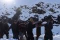 200 قتيل جراء الصقيع والانهيارات الثلجية في أفغانستان