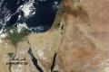 فلسطين وجوارها وثلوج لبنان