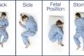 ما هي أفضل وضعيات للنوم لصحتك؟