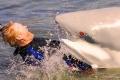 سمكة قرش قتلت سائحا في مصر أكلت رجله وذراعيه ونهشت ظهره