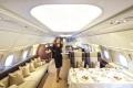 """شركة طائرات """"إيرباص"""" تكشف: هكذا يسافر مليارديرات العرب!"""