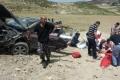 وفاة مواطن واصابة 8 جراء حادثي سير منفصلين