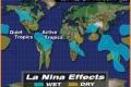 لانينيا تستمر للعام الثاني وتسبب مزيدا من الفيضانات في بعض المناطق المدارية