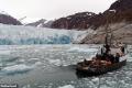 فيديو| الأنهار الجليدية الموجودة في ألاسكا تذوب أسرع 100 مرة من التوقعات السابقة
