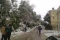 عاصفة عربين -يالو تتسبب بوفاة مواطن واصابة 53 في الضفة الغربية