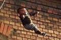 مصرع طفلة سقطت من الطابق السابع لبرج الياسمين في مدينة غزة