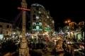 إغلاق مركز مدينتي رام الله والبيرة أمام حركة المركبات اعتباراً من مساء الاثنين