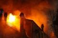 بالأسماء : حريق كبير في نابلس وثلاثة اصابات خطرة الى شديدة الخطورة