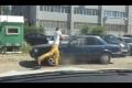 أقسى عقاب لسائق أعاق سيارة من الخروج... شاهد ما الذي حدث!!