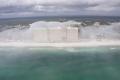ظاهرة طبيعية مذهلة تظهر فيها السحب كأنها تسونامي يجتاح سواحل فلوريدا... شاهد الصور والفيديو