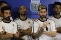 المنتخب الأرجنتيني كاد أن يكون ضحية للطائرة الكولومبية
