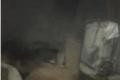 وفاة طفلة واصابة شقيقيها جراء اندلاع نيران بمنزل في الخليل