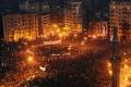 ثورة الغضب تخلف آلاف اطنان النفايات بميدان التحرير في القاهرة